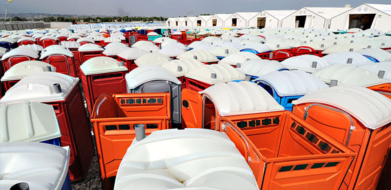 Champion Portable Toilets in Torrance, CA